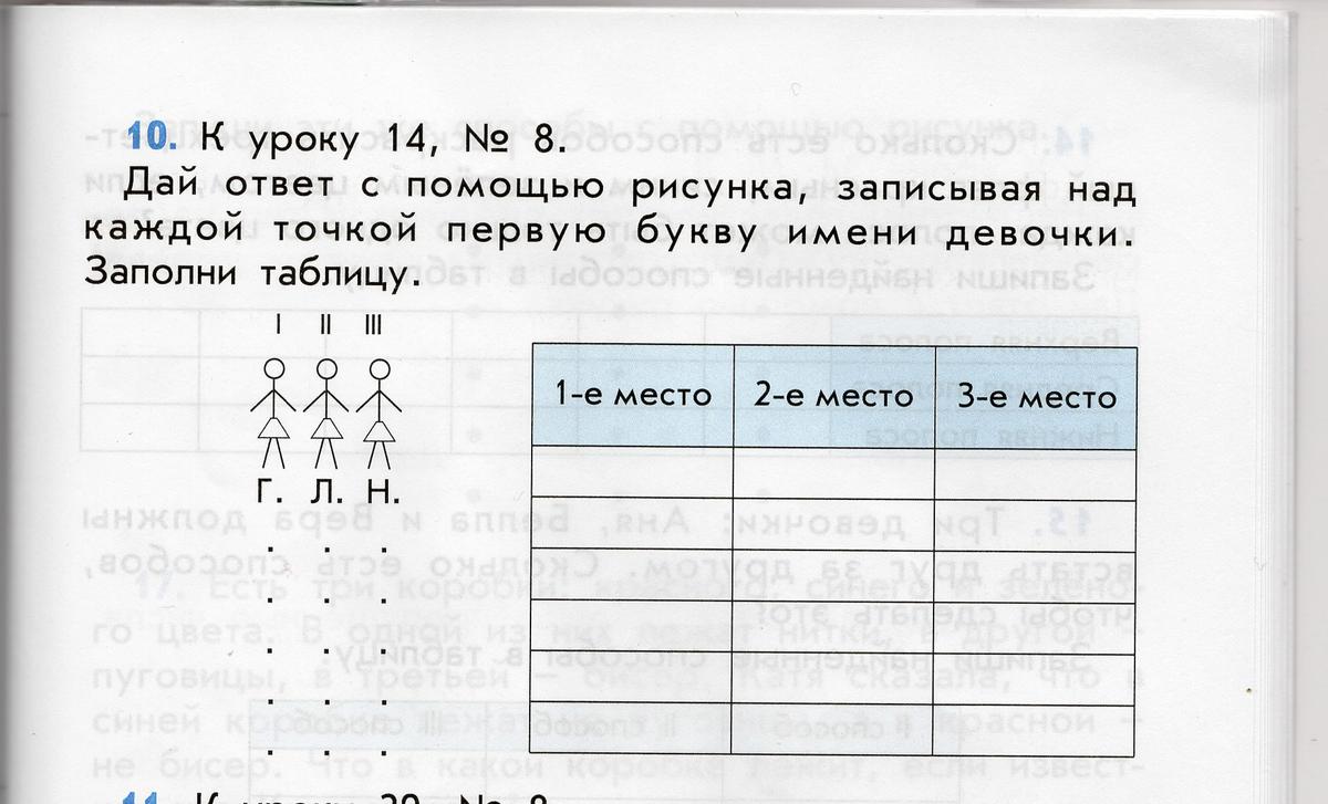 Материал гераськин по 3 дидактический волкова гдз математике класс козлов